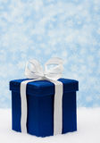 Holiday Present Stock Image