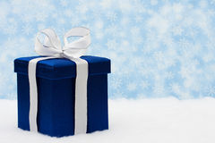 Holiday Present Royalty Free Stock Images