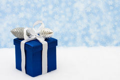 Holiday Present Stock Photography