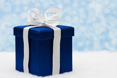 Holiday Present Royalty Free Stock Photography