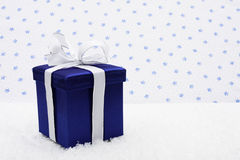 Holiday Present Stock Photos