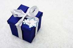 Holiday Present Royalty Free Stock Photo
