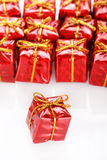 Holiday presents Royalty Free Stock Photography