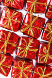 Holiday presents Royalty Free Stock Photo