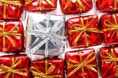Holiday presents Stock Photos