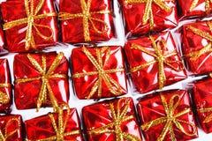 Holiday presents Stock Photo