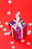 Holiday presents Royalty Free Stock Images