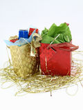 Holiday Presents Stock Image