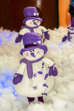 Holiday puppets Royalty Free Stock Photography