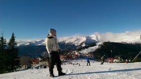 Holiday. Ranca mountain romania dream royalty free stock photography