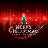 Holiday Red Background. Stock Photo