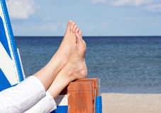 Holiday relaxation Royalty Free Stock Image