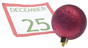 Holiday Reminder Stock Images
