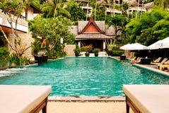 Holiday resort Stock Image