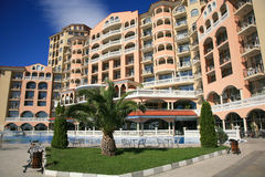 Holiday Resort Royalty Free Stock Images
