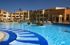 Holiday resort Stock Photography