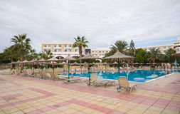 Holiday resort Stock Images