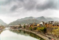 holiday resort of china royalty free stock photos