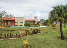 Holiday resort in Cuba Royalty Free Stock Photo