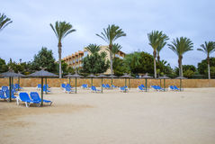 Holiday resort Royalty Free Stock Photos