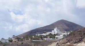 Holiday resort in Fuerteventura Stock Photography