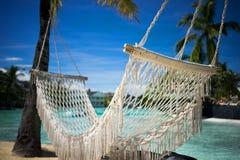 Holiday Resort Hammock royalty free stock photo