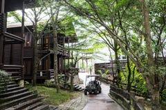Holiday resort in Melaka Royalty Free Stock Photo