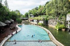 Holiday resort in Melaka Royalty Free Stock Images