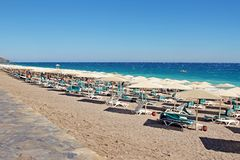 Holiday resort in Turkey, Kemer Royalty Free Stock Images