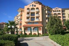 Holiday resort Royalty Free Stock Photo
