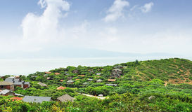 Holiday resorts Stock Photo