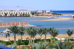 Holiday resorts Royalty Free Stock Image
