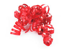 Holiday ribbon Royalty Free Stock Photos