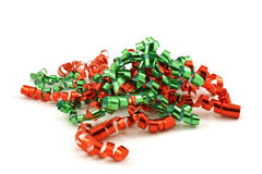 Holiday Ribbon Stock Photo