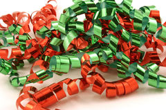 Holiday Ribbon Royalty Free Stock Photography
