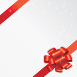Holiday Ribbon (vector) Stock Photos