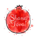 Holiday Rosh Hashanah Stock Photos