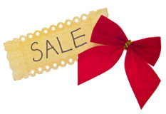 Holiday Sale Stock Image