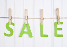 Holiday Sale Concept Stock Photo