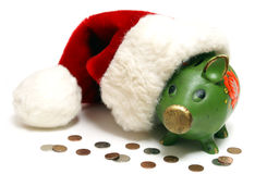 Holiday Savings Bank Royalty Free Stock Image