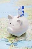 Holiday savings Royalty Free Stock Photo