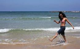 holiday at sea royalty free stock images