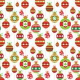 Holiday seamless background Royalty Free Stock Photo