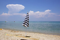 Holiday on the seaside. Perfect summer holiday on the seaside royalty free stock photography
