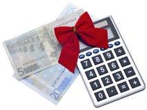 Holiday Season Budget Royalty Free Stock Photo
