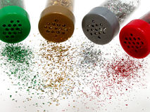 Holiday & Seasonal:  Christmas Glitter Stock Photos