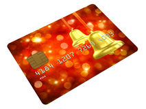 Holiday shopping Royalty Free Stock Photo