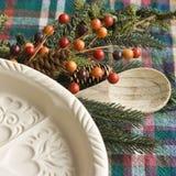 Holiday Shortbread Cookie Mold Stock Photos