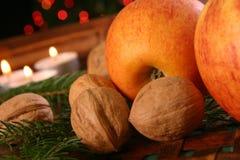 Holiday Snack Stock Photo