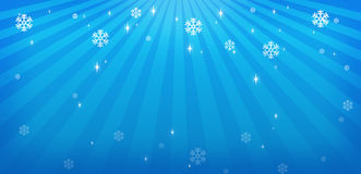 Holiday snowflakes Royalty Free Stock Images